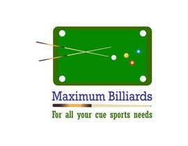 nº 1 pour New Business Logo - Pool/Billiards par mrrabby