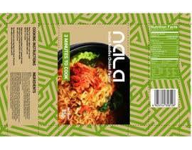 nº 5 pour Ramen Noodles Packaging Design Competition par vivekdaneapen