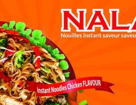 nº 7 pour Ramen Noodles Packaging Design Competition par ziamoni