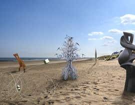 nº 16 pour Put images on beach background par sarabadinic