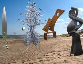 nº 12 pour Put images on beach background par abdussalamsbd251