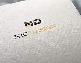 nº 96 pour Logo for NDESIGN par Tamal28