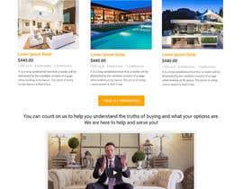 nº 27 pour Re-Design a SINGLE LANDING PAGE - 1 PAGE ONLY par deepakdiwan