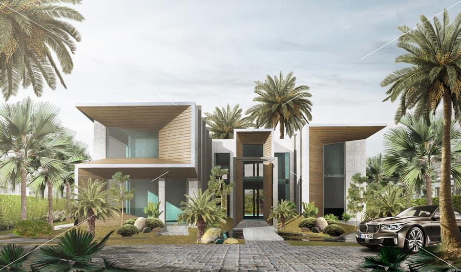 Proposition n°23 du concours Design and modification of the scheme Villa ( New Idea )