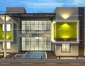 nº 21 pour Design and modification of the scheme Villa ( New Idea ) par jimdsouza1