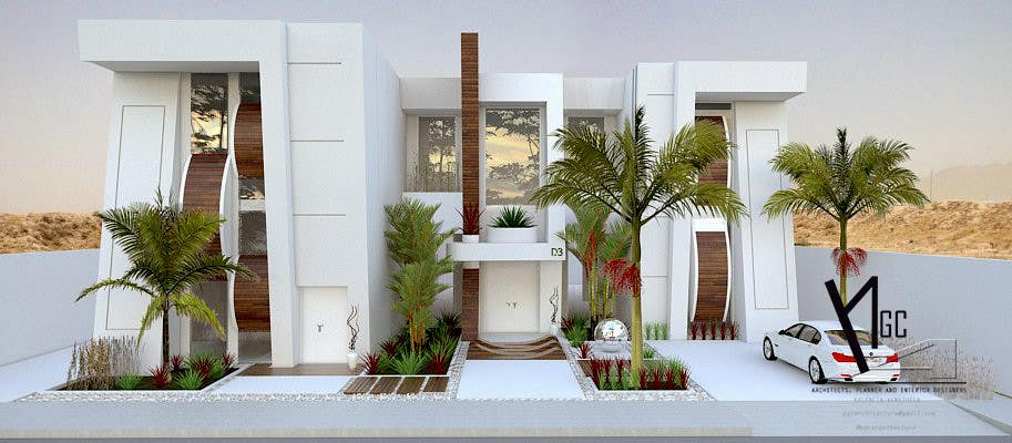 Proposition n°24 du concours Design and modification of the scheme Villa ( New Idea )