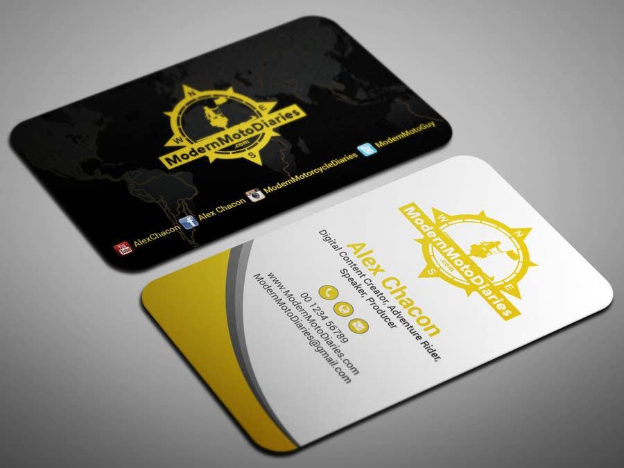 Proposition n°32 du concours Design my Business Card