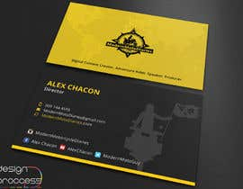 #112 for Design my Business Card by DesignProcess