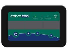 nº 10 pour panel sticker/membrane switch design par b74design