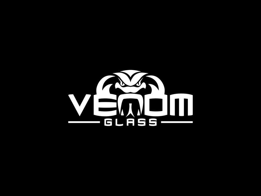 Entry #276 by eddesignswork for Design a Logo - Venom Glass