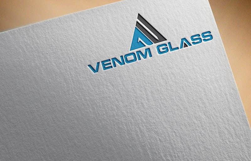 Proposition n°88 du concours Design a Logo - Venom Glass