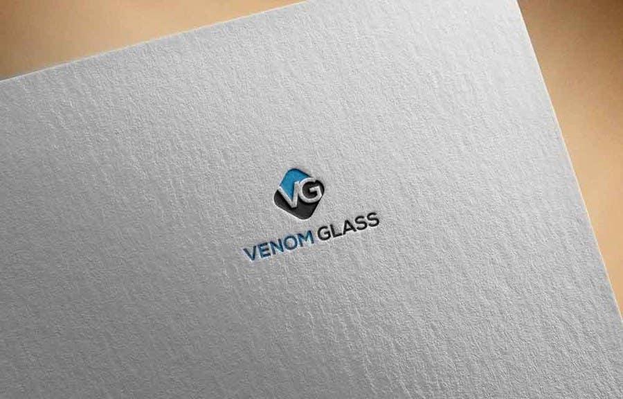 Proposition n°132 du concours Design a Logo - Venom Glass