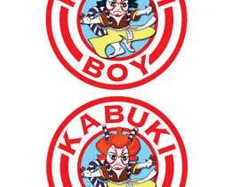 nº 26 pour Kabuki Kids Illustration Challenge. par evarinkacsova