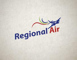 #35 for Regional Air Logo with plane by fireacefist