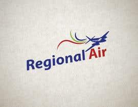 nº 35 pour Regional Air Logo with plane par fireacefist