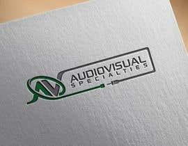 #16 for Audiovisual Logo by Marufdream