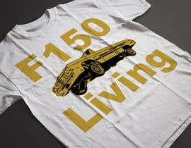 nº 36 pour Design a T-Shirt For Truck Lovers par ARArif09