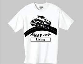 nº 46 pour Design a T-Shirt For Truck Lovers par Asmabd