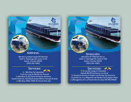 nº 26 pour Design the BEST Flyer for a Cargo/Shipping Company par mdmirazkhan586