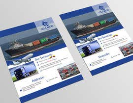 nº 21 pour Design the BEST Flyer for a Cargo/Shipping Company par tannish27