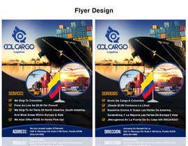 nº 19 pour Design the BEST Flyer for a Cargo/Shipping Company par lowie14
