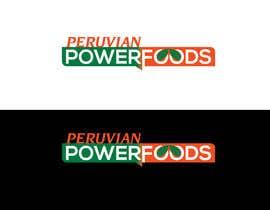 nº 72 pour Peruvian Powerfoods Logo par sajjad1979