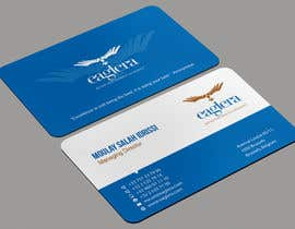 nº 362 pour Design corporate Business Cards par mamun313