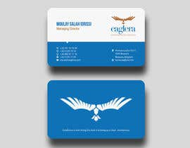 nº 393 pour Design corporate Business Cards par mamun313