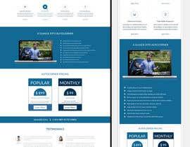 #60 para Design a Website Mockup de rbc659