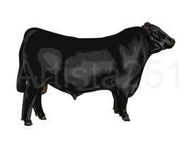 nº 8 pour Cattle Illustration par artlovers251
