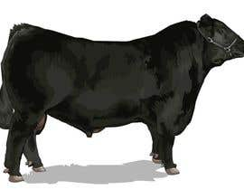 nº 9 pour Cattle Illustration par ArtHose