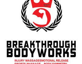 nº 10 pour Breakthrough Bodyworks par sahamtoneexcel