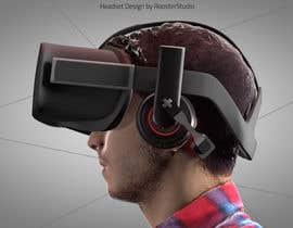 nº 8 pour Virtual Reality Wearable Device par rayhananimator