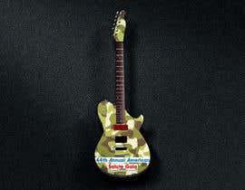 nº 1 pour Design a guitar - Veterans Day Theme par anascont92