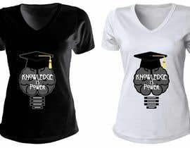 nº 43 pour Design a T-Shirt par dreamcatcherSL