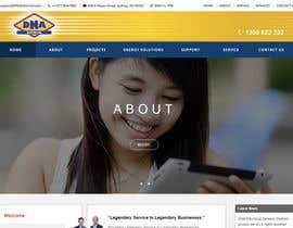 nº 1 pour Bespoke Cooker Appliance Website Homepage par appbank888