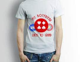nº 15 pour Design a T-Shirt par harisfahmie