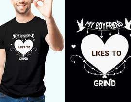 nº 18 pour Design a T-Shirt par Maksud97