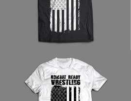 nº 32 pour design flag t-shirt par Exer1976