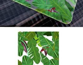 nº 23 pour Tropical banana leaf mobile phone case design par satishandsurabhi
