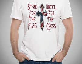 nº 14 pour Stand/Kneel t-shirt design par asmakhatun171733