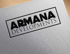 nº 297 pour Armana Investments - Logo Design par mmhmonju