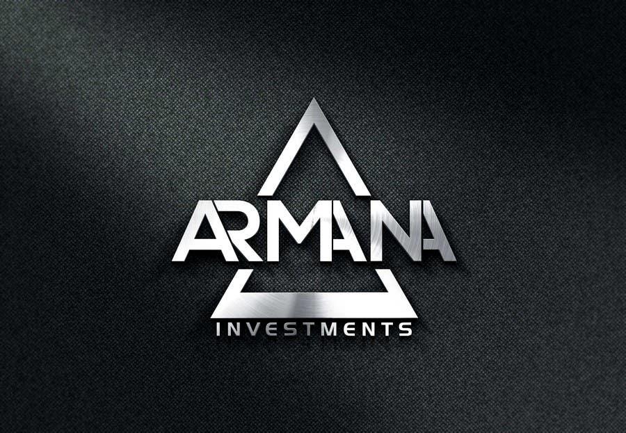 Proposition n°129 du concours Armana Investments - Logo Design