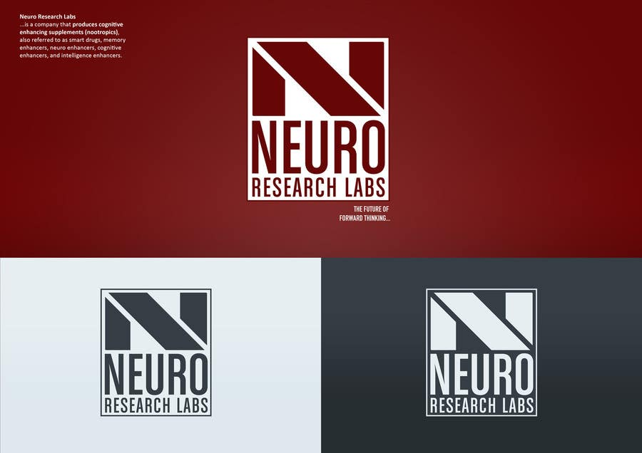 Contest Entry #8 for Logo Design for NEURO RESEARCH LABS