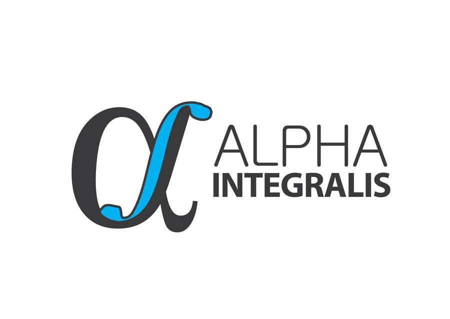 Penyertaan Peraduan #72 untuk Logo Design for Alpha Integralis
