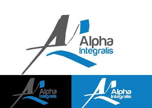 Penyertaan Peraduan #83 untuk Logo Design for Alpha Integralis