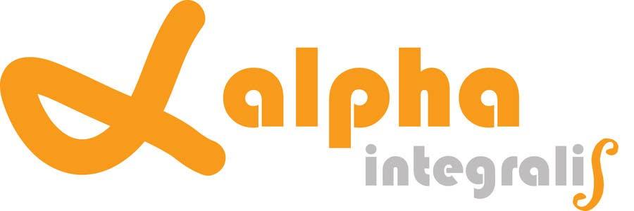 Penyertaan Peraduan #99 untuk Logo Design for Alpha Integralis