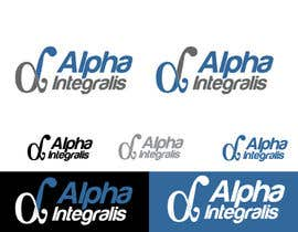 #49 for Logo Design for Alpha Integralis af winarto2012