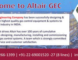 #5 for Design a Banner - Altair Gas Engineering Company by savitamane212