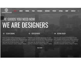 nº 203 pour Design a Logo par pervaizdesigner